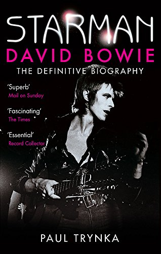 9780751542936: Starman: David Bowie
