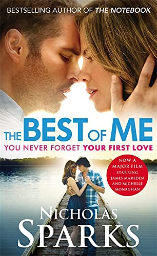 9780751542981: The Best of Me. Nicholas Sparks