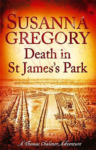 Death in St James's Park: Susanna Gregory