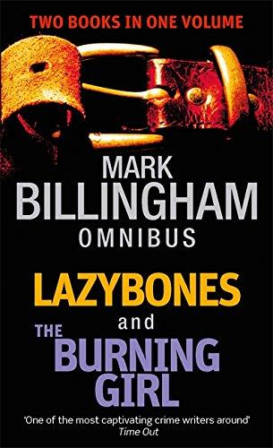 9780751544510: Lazybones/The Burning Girl: Numbers 3 & 4 in series (Tom Thorne Omnibus 2)