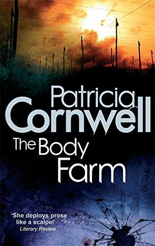 9780751544589: The Body Farm. Patricia Cornwell