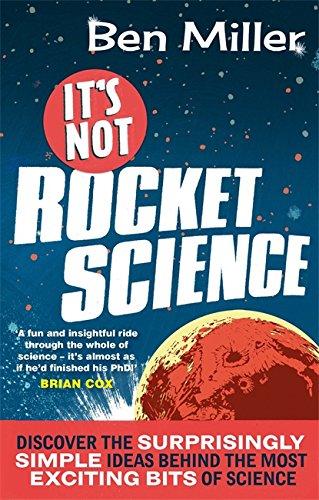 9780751545005: It's Not Rocket Science