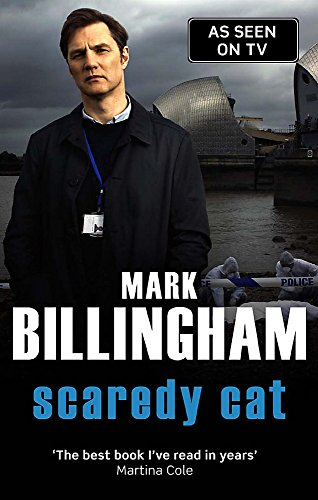 Scaredy Cat (Tom Thorne Novels) - Billingham, Mark