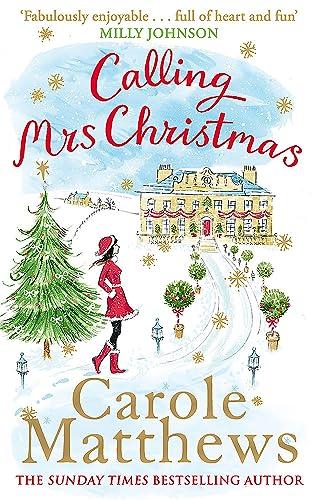 Calling Mrs Christmas: Matthews, Carole