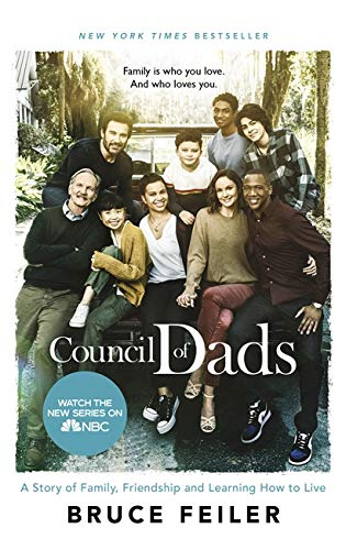 9780751545746: The Council Of Dads: Family, fatherhood, and life lessons to leave my daughters