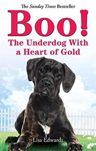 Boo!: The Underdog With a Heart of Gold: Edwards, Lisa