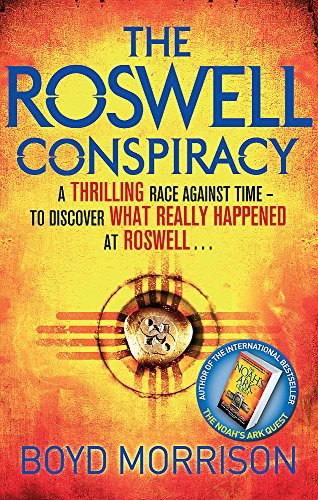 9780751548006: The Roswell Conspiracy. by Boyd Morrison