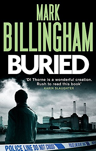 9780751548563: Buried (Tom Thorne Novels)