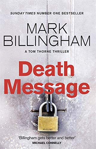 9780751548617: Death Message (Tom Thorne Novels)