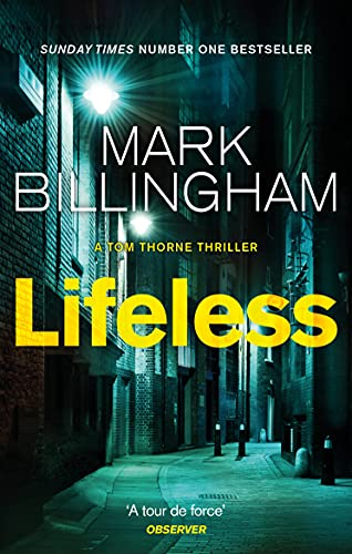 9780751548815: Lifeless (Tom Thorne Novels)