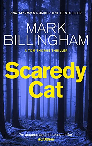 9780751548860: Scaredy Cat (Tom Thorne Novels)
