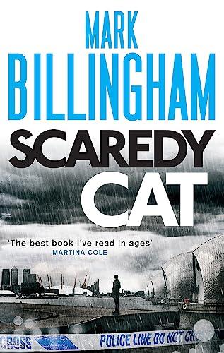 9780751548860: Scaredy Cat (Tom Thorne Novels)