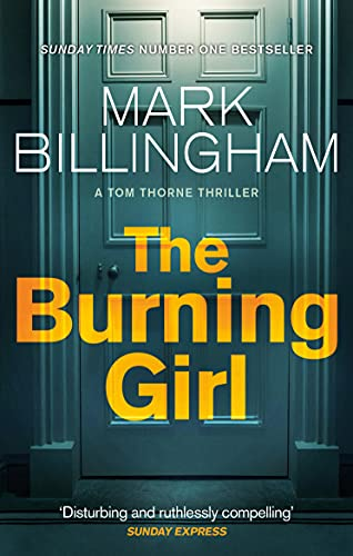 9780751548969: Burning Girl (Tom Thorne Novels)