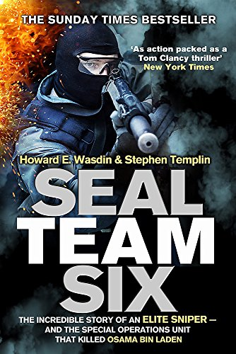 9780751549027: SEAL Team Six: The incredible story of an elite sniper - and the special operations unit that killed Osama Bin Laden
