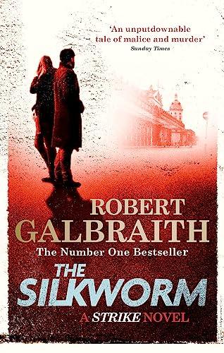 9780751549263: The Silkworm (Cormoran Strike)