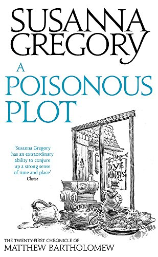 9780751549782: A Poisonous Plot: The Twenty First Chronicle of Matthew Bartholomew