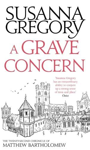 9780751549799: A Grave Concern (Chronicles of Matthew Bartholomew)