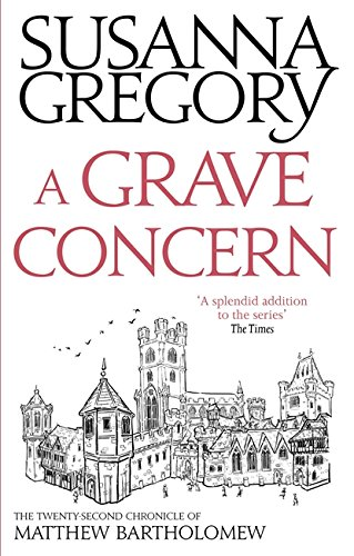 9780751549805: A Grave Concern: The Twenty Second Chronicle of Matthew Bartholomew (Chronicles of Matthew Bartholomew)