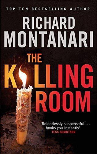 9780751550207: The Killing Room (Byrne and Balzano)