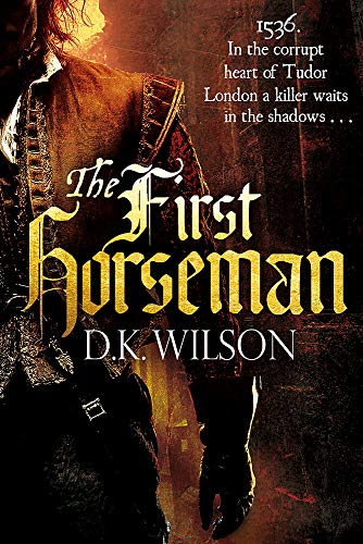 9780751550351: The First Horseman (Thomas Treviot)