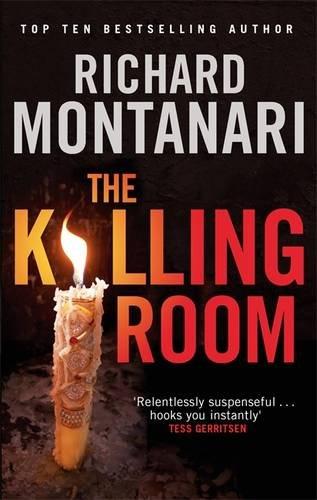 9780751550887: The Killing Room (Byrne and Balzano)