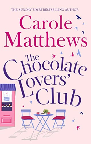 9780751551327: The Chocolate Lovers' Club