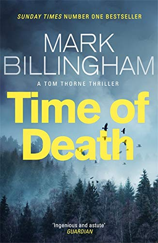 9780751552218: Time Of Death (Tom Thorne Novels)