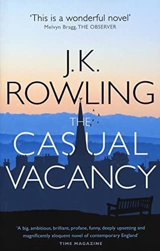 9780751552867: The Casual Vacancy