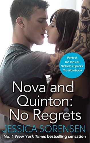 9780751555370: Nova and Quinton: No Regrets (Breaking Nova)