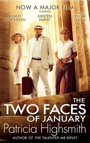 9780751555875: The Two Faces of January (Virago Modern Classics)