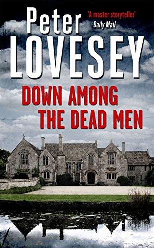 9780751558876: Down Among the Dead Men (Peter Diamond Mystery)