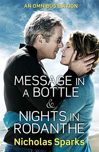 9780751559774: Nicholas Sparks Omnibus: Message in a Bottle/Nights in Rodanthe