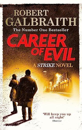 9780751563597: Career of Evil (Cormoran Strike) [Paperback] [Apr 21, 2016] Galbraith, Robert