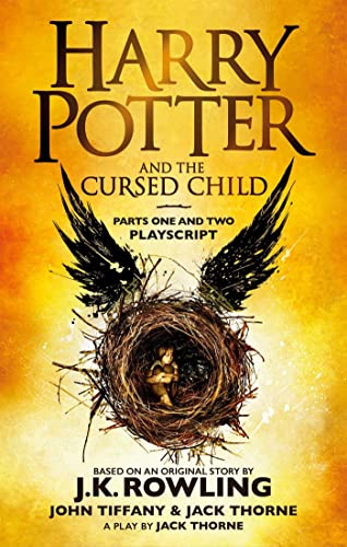 9780751565362: Harry Potter and the Cursed Child - Parts One and Two: The Official Playscript of the Original West End Production