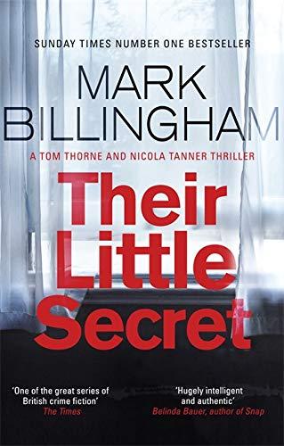 9780751566970: Their Little Secret (Tom Thorne Novels)