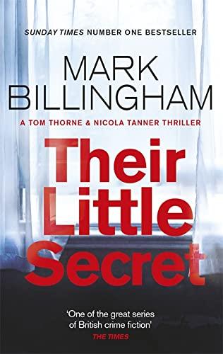 9780751567007: Their Little Secret (Tom Thorne Novels)