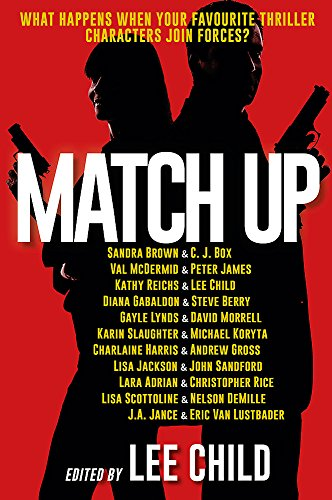 Match Up: Lee Child; Sandra