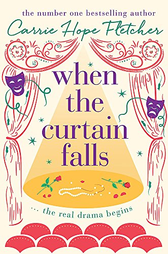 9780751571219: When The Curtain Falls: The TOP FIVE Sunday Times Bestseller