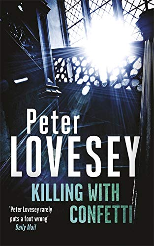 9780751577488: Killing with Confetti (Peter Diamond Mystery)