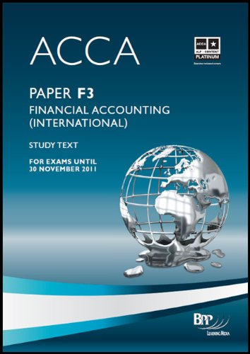 acca f3 financial accounting - AbeBooks
