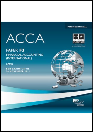9780751764550: ACCA - F3 Financial Accounting (INT): i-Pass