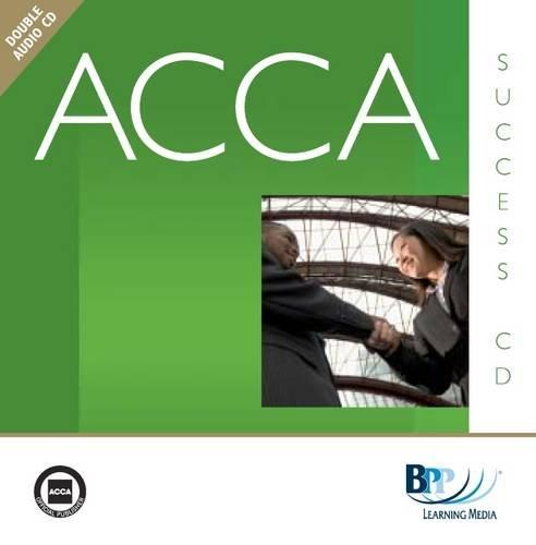 9780751765380: ACCA - P2 Corporate Reporting (INT): Audio Success