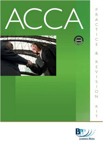 9780751766653: ACCA - P1 Professional Accountant: Paper P1: Kit