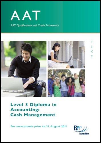 9780751785609: AAT - Cash Management: Study Text