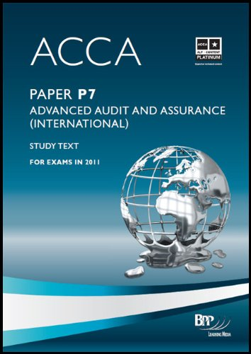 9780751789348: Acca - P7 Advanced Audit and Assurance (Int): Study Text