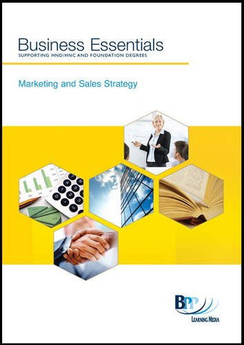 9780751790443: Business Essentials - Marketing and Sales Strategy: Study Text