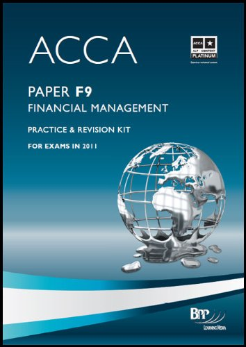 9780751794076: Acca - F9 Financial Management: Revision Kit