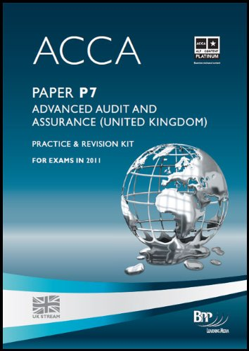 9780751794151: ACCA - P7 Advanced Audit and Assurance (GBR) (Revision Kit)
