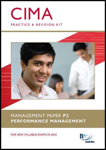 9780751794601: Cima - Performance Management: Revision Kit