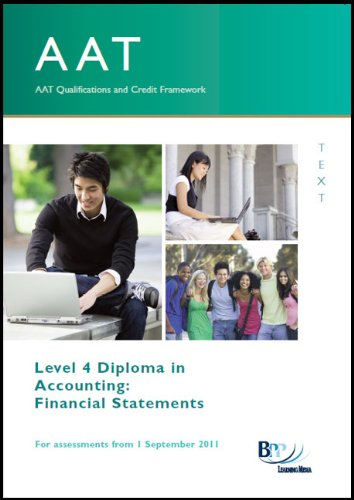 9780751797350: Aat - Financial Statements: Study Text